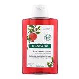 shampoo com extracto de romã cabelos pintados 200ml
