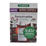 klorane tri active force anti hair-loss 100ml offer quinine shampoo 200ml