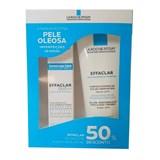 pack effaclar duo[+] 40ml  + effaclar gel limpeza 200ml