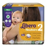 diapers baby soft (3-6kg) pack of 36 units