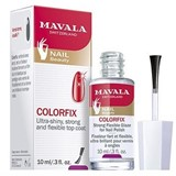 mavala colorfix strong flexible top coat 10ml