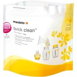 medela quick clean micro-steam bags 5 units