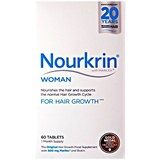 nourkrin nourkrin woman hair loss treatment 60capsules