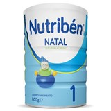 nutriben natal start milk for infants since birth 800g