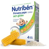nutriben first papa without gluten from 4 months 600g