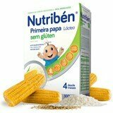 nutriben first baby food l . a without gluten with adapted milk from 4months 600g