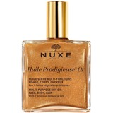nuxe huile prodigieuse or óleo seco nutritivo iluminador 100ml