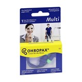 ohropax multi caps wired 1 pair (assorted color)
