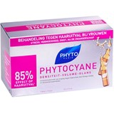 phyto phytocyane sérum  women hair loss 12ampoules of 7,5ml