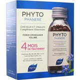 phyto phytophanere anti hair loss strengthening dietary supplement 2x120capsules