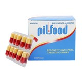 pilfood anti-hair loss supplement 90 capsules