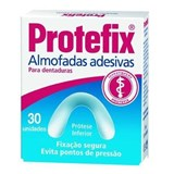 protefix adhesive cushions for lower dentures 30units