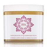 moroccan rose otto sugar body polish 330ml