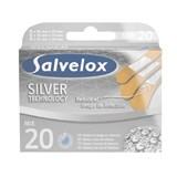 pensos com prata para prevenir infeções 3tamanhos 20unidades
