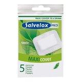 salvelox salvequick plasters maxi cover sterile 5 units