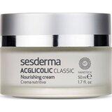 sesderma acglicolic classic nourishing cream 50ml