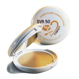 svr 50 sun protection compact sand 10g