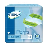 pants plus cuecas descartaveis tam l 14unid