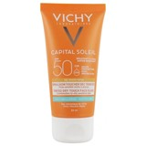 ideal soleil bb emulsão com cor toque seco spf50 50ml