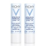 vichy duo aqualia thermal stick labial 2x4,7ml
