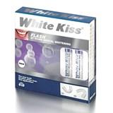 white kiss sistema de branqueamento dentário