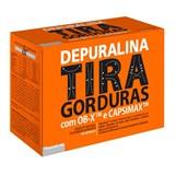 depuralina depuralina tira gorduras suplemento alimentar para a perda de peso 60cápsulas