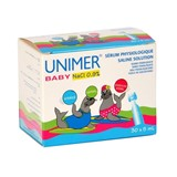 unimer baby sterile physiological saline solution 30x5ml