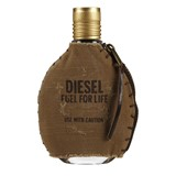 diesel fuel for life eau de toilette for men 75ml