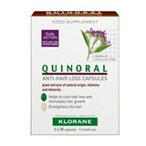 klorane quinoral anti-hair loss treatment 60capsules (expiring 2016-08-31)