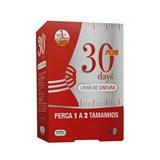 30 days plus linha de cintura diminuição do perímetro abdominal 120 comprimidos