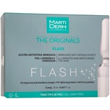 martiderm flash ampolas efeito pele deslumbrante 5ampolas