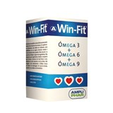 win-fit ómega 3, 6 e 9 30cápsulas