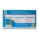 nourkrin nourkrin woman hair loss treatment 3x60capsules
