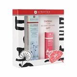 erborian coffret cc cream centella asiática spf25 45ml oferta duo de camellia 15ml