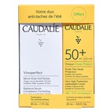 caudalie vinoperfect sérum anti-manchas 30ml oferta protetor solar anti-idade spf50 40ml