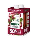 klorane quinine anti-hair loss shampoo 400ml offer brush