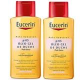 eucerin ph5 óleo de banho peles sensíveis 2x200ml