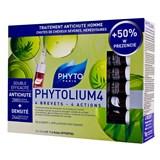 phyto phytolium 4 anti-queda severa e hereditária 18ampolas de 3,5ml