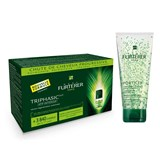 rene furterer triphasic vht progressive hair-loss treatment 8doses offer shampoo forticea 200m
