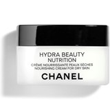 chanel hydra beauty nutrition facial cream dry skin 50g