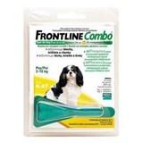 frontline combo spot on para cães dos 2 aos 10kg 1pipeta (validade 2017-03-31)