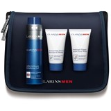 clarins coffret gel revitalizante 50ml + champô 30ml + gel limpeza rosto 30ml