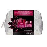 lierac magnificence gel-creme fundente 50ml + magnificence gel-em-bálsamo de noite 30ml