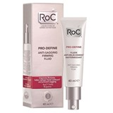 roc pro-define fluído refirmante antiflacidez 40ml