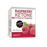 depuralina raspberry ketone cetonas de framboesa 60   12 cápsulas
