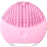 foreo luna mini 2 compact facial cleansing brush all skin type pearl pink