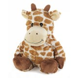 intelex cozy plush giraffe