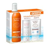 avene body spray spf50 200ml offer after sun 50ml and eau thermale 50ml