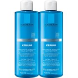 kérium shampoo-gel suavidade extrema 2*400ml desc 50% 2ª emb