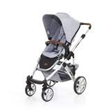 abcdesign salsa 4 carrinho de passeio para bebés graphite grey